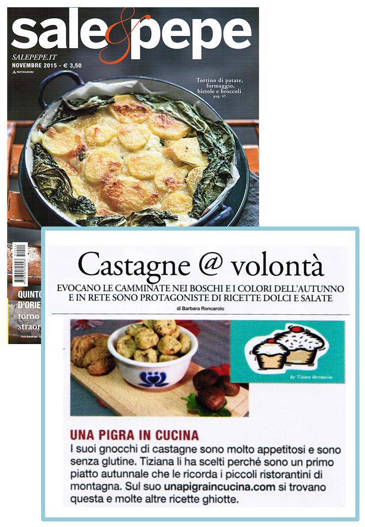 ricette cucina sale e pepe ricette popolari sito culinario