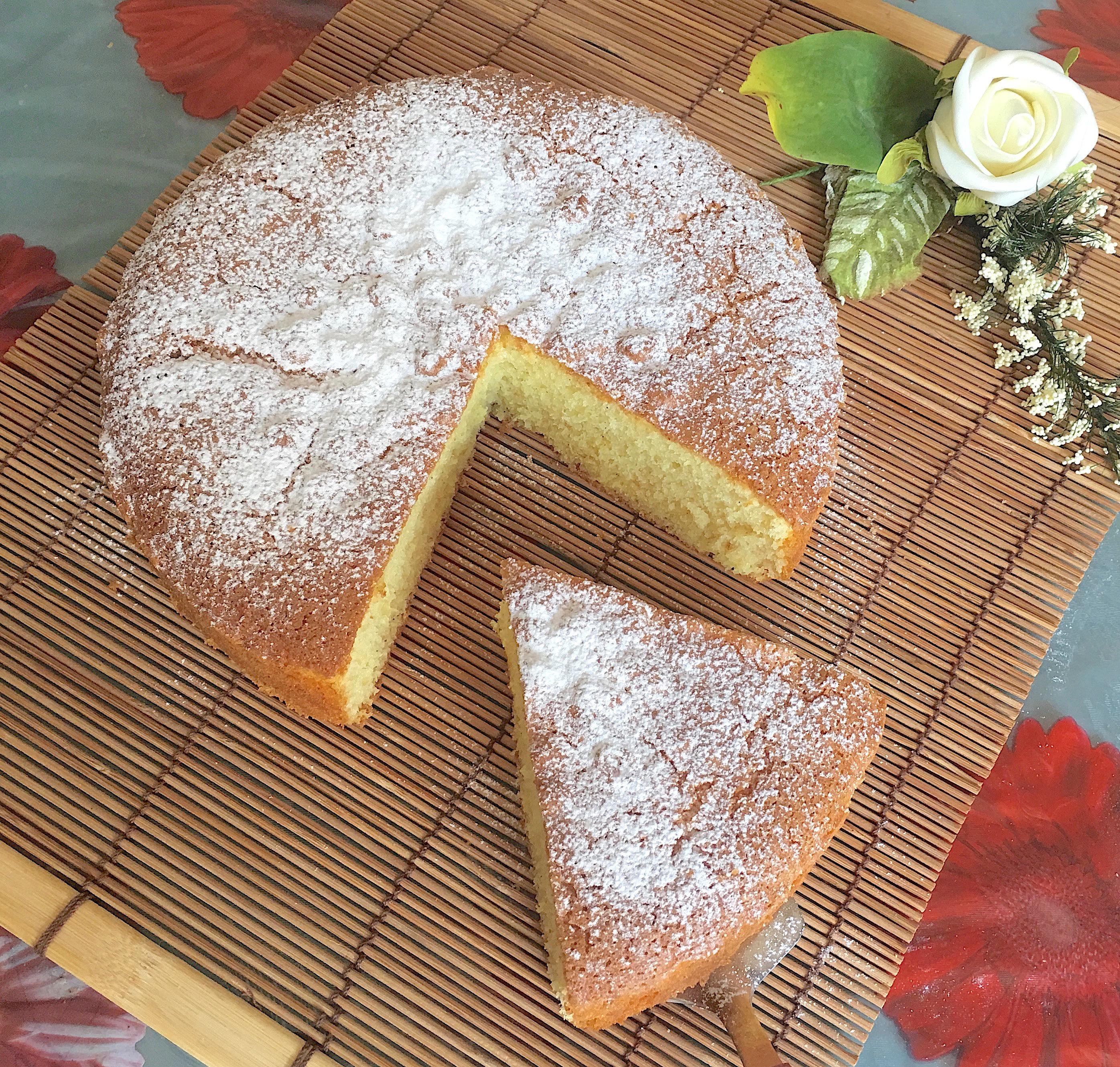 Molly Cake Torta Alla Panna Montata Una Pigra In Cucina